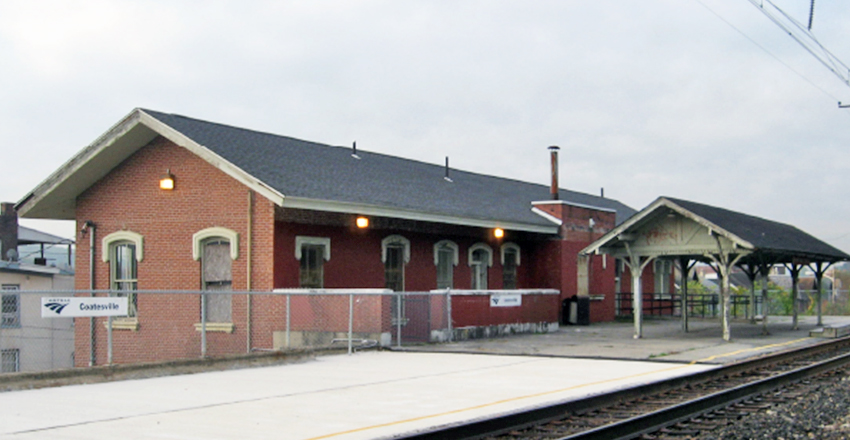 Coatesville Train Station Project Asbestos-Containing Materials Surveys