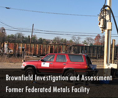 Brownfield Investigation and Assessment Former Federated Metals Facility