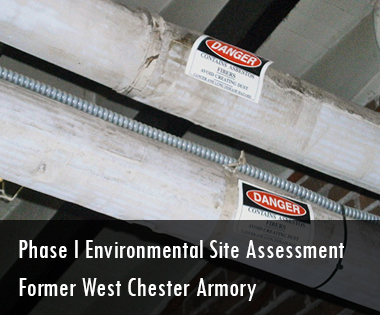 Phase I Environmental Site Assessment at the Former West Chester Armory